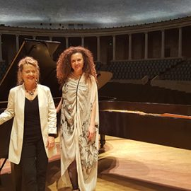 Festival of Accompanists, 13-17 June 2018 – Guest Artists: Piano Duo Lisa Moore & Sonya Lifschitz