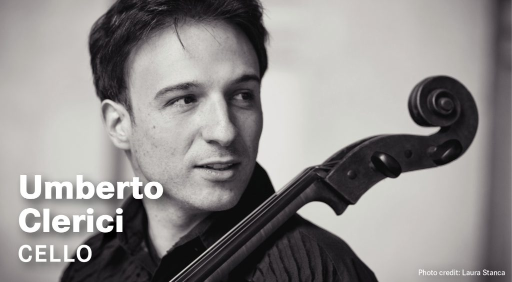 Umberto Clerici, cello
